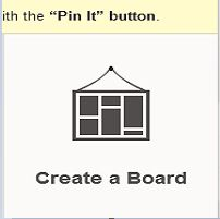 create pinterest pin board