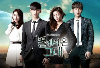 Download You Who Came From The Stars Paket Hemat