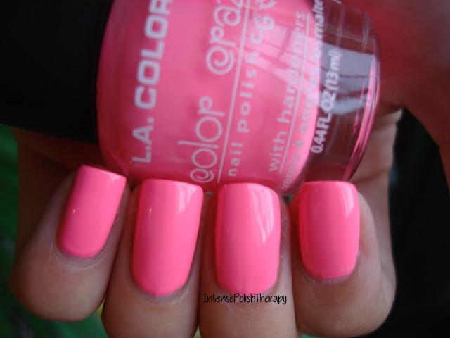 L.A. Colors - Pink Bubbles