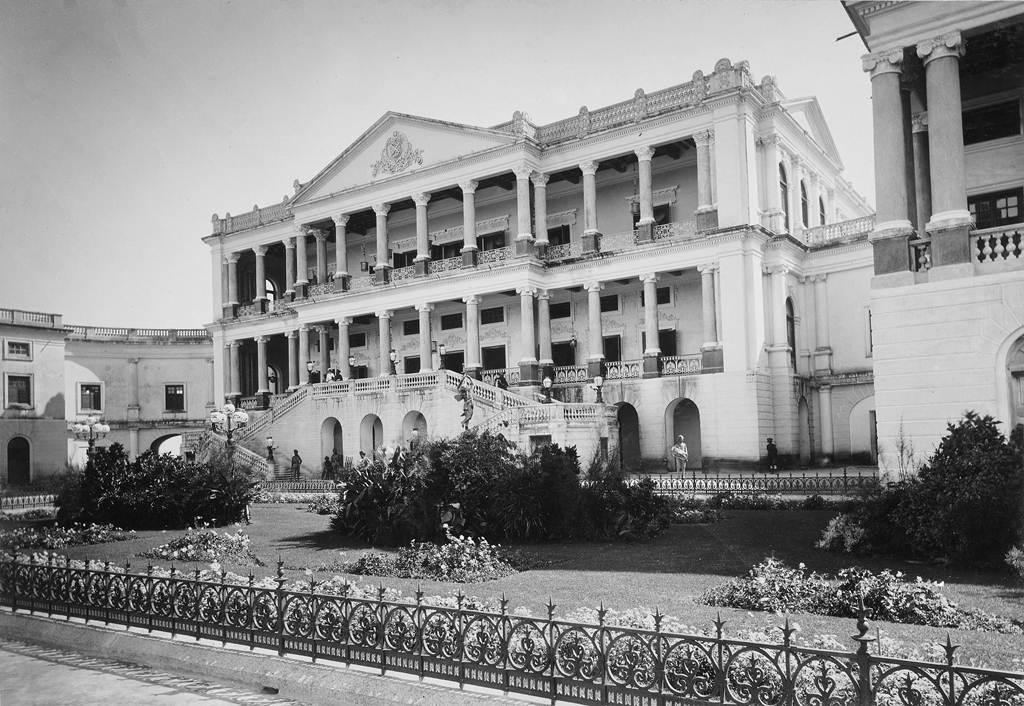 Falaknuma Palace Hyderabad India   Taj Hotel