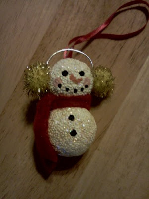 Caroling snowmen 2
