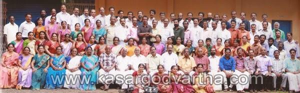 Rajapuram, Old student, Kerala, Felicitated, Rajapuram Holy Family High School, Ormakkootu.