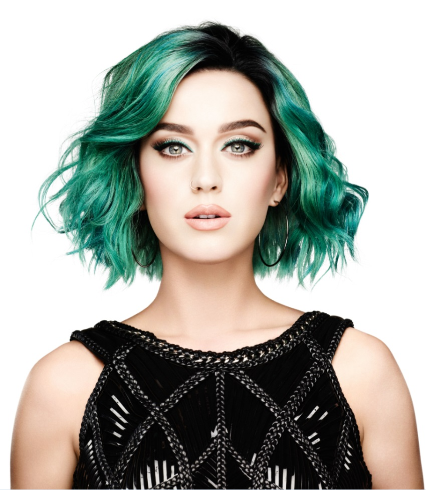 My sweet valentine: Katy Perry presents Covergirl's ... Katy Perry