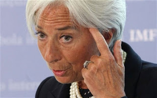 Le Monde ξεμπροστιάζει Κριστίν Λαγκάρντ
