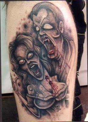 Tatuaje vampiros