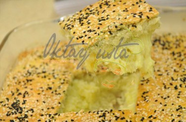 Patates Dolgulu Dereotlu Börek Tarifi