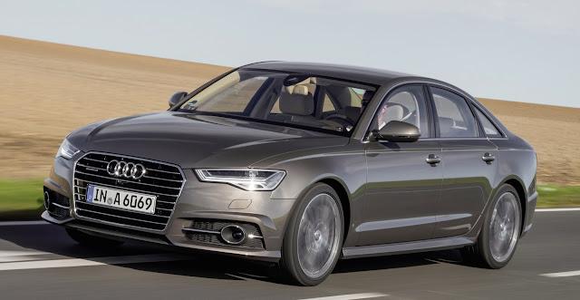 Audi A6 Matrix India