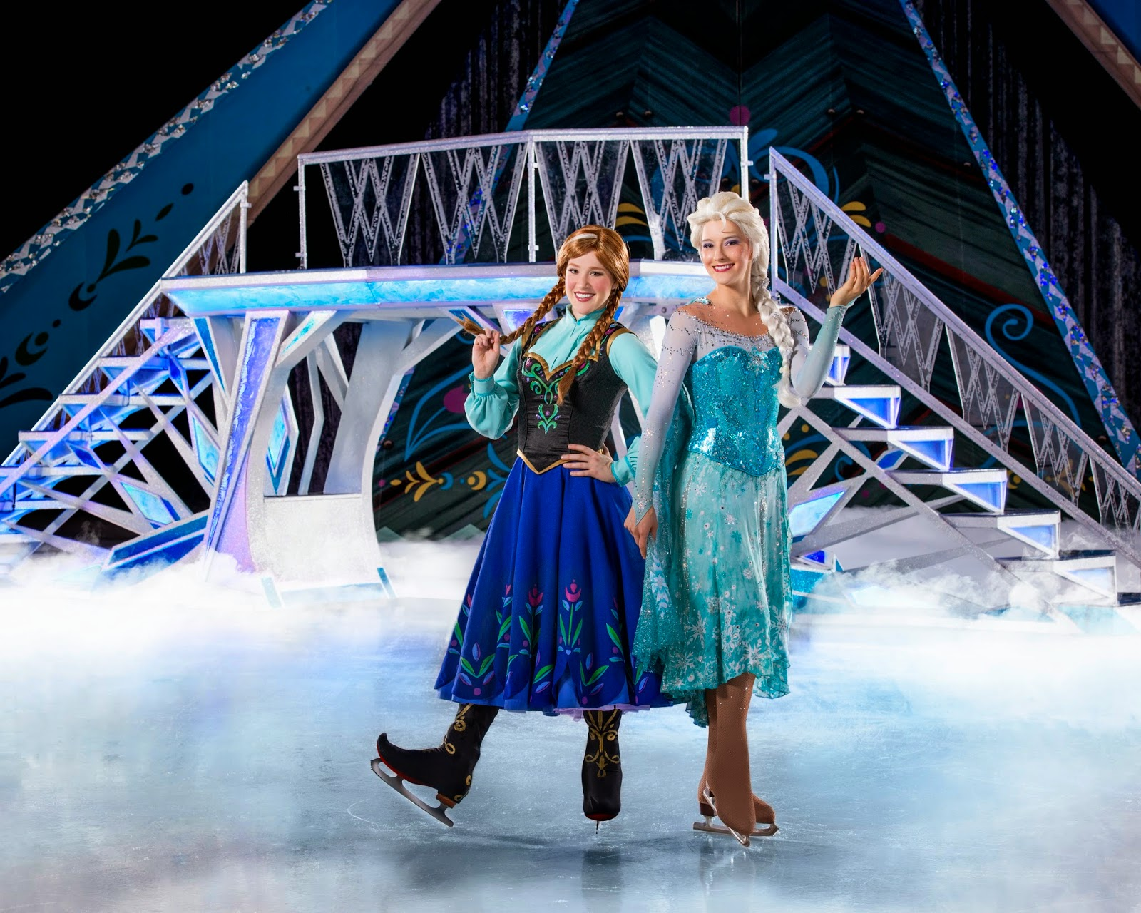 Tickets for Disney on Ice Presents Frozen are Perfect Stocking Stuffers!  #DisneyonIceInsider