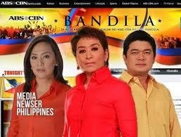 Bandila (lit. flag or banner) is an International Academy of Television Arts and Sciences-nominated late night national flagship newscast of ABS-CBN. It replaced ABS-CBN Insider and returned Korina Sanchez back...