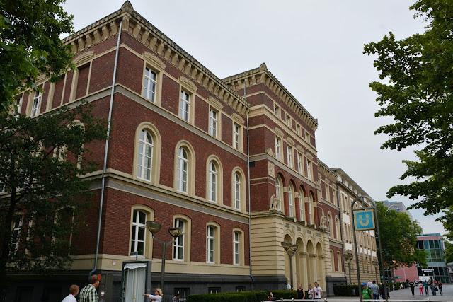 Duisburg buildings