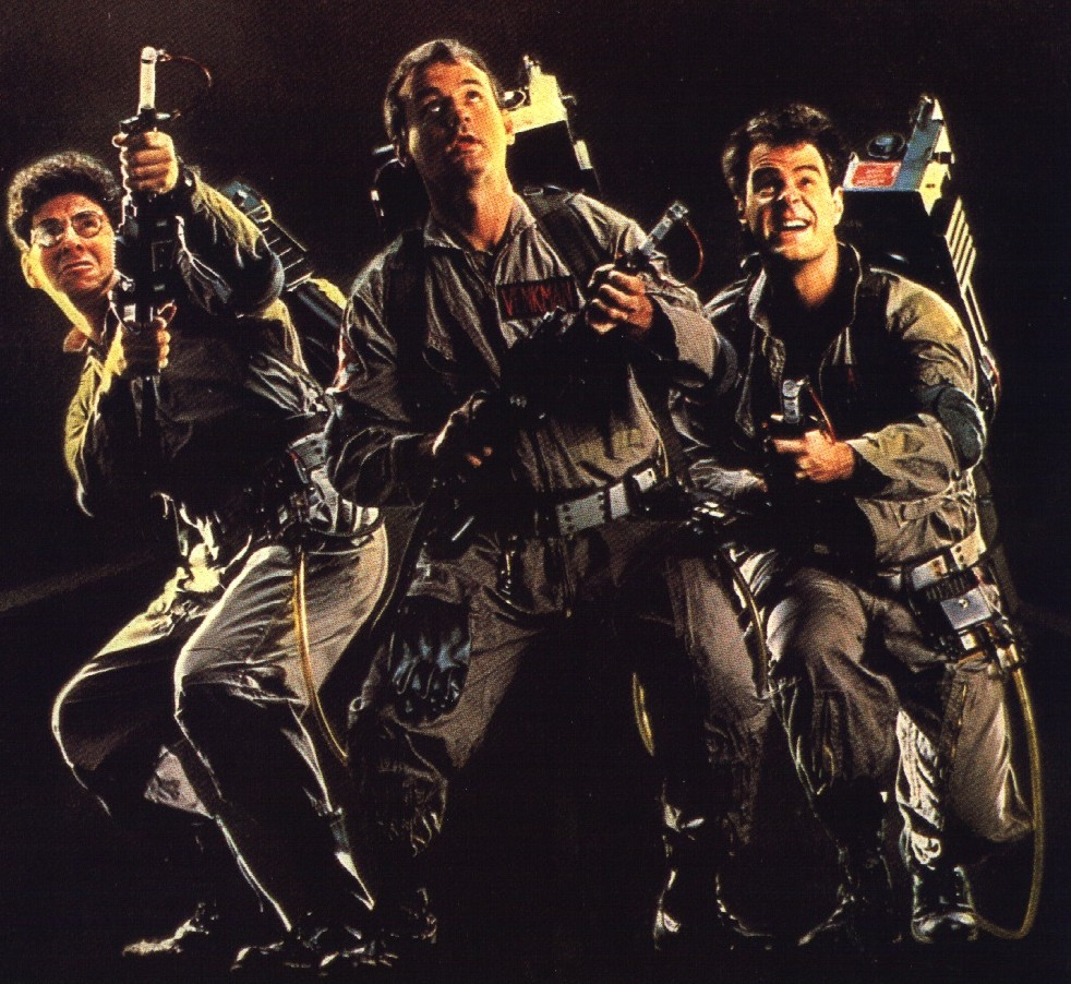 GHOSTBUSTERS 3 Starts Filming Spring 2012Ghostbusters