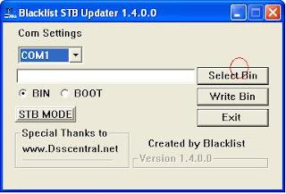 Blacklist STB Updater 1.4.0.0