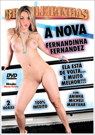 Brasileirinhas - A Nova Fernandinha Fernandez