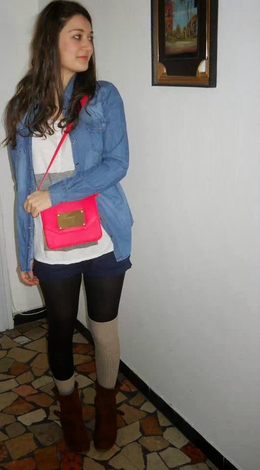 Fashion Outfit Blog Hipster Style