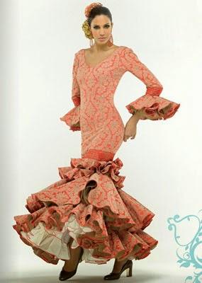 trajes de flamenca El Corte Inglés 2014