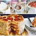 THE PIZZA CAKE RECIPE