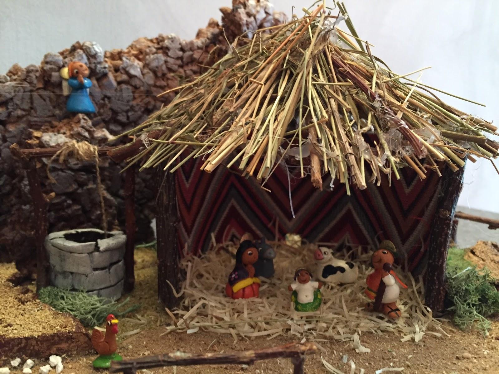 Accessori presepe di babu e meme presepe peruviano for Piani di progettazione tetto a capanna