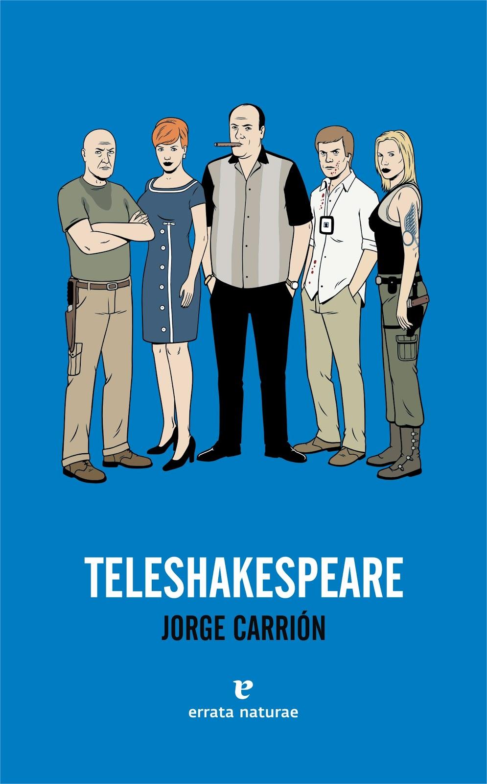 Literatura de Serie B  Teleshakespeare