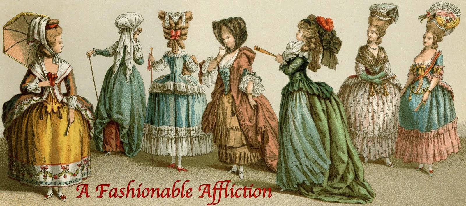 A Fashionable Affliction