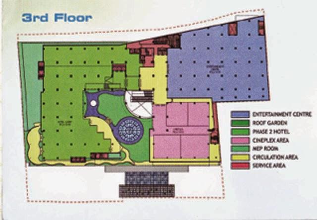 Rita Supermall Purwokerto 3rd Floor (Lantai 3)