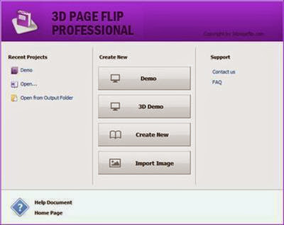3D PageFlip Professional free download full version