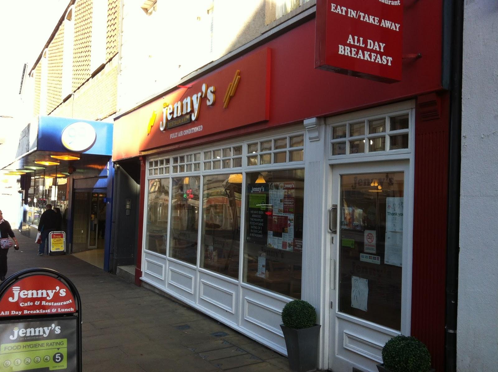 The Fry Up Inspector Jenny S Cafe Northampton