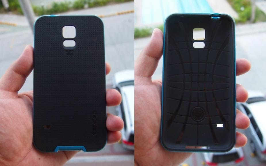 Spigen Neo Hybrid Samsung Galaxy S5 Case Review