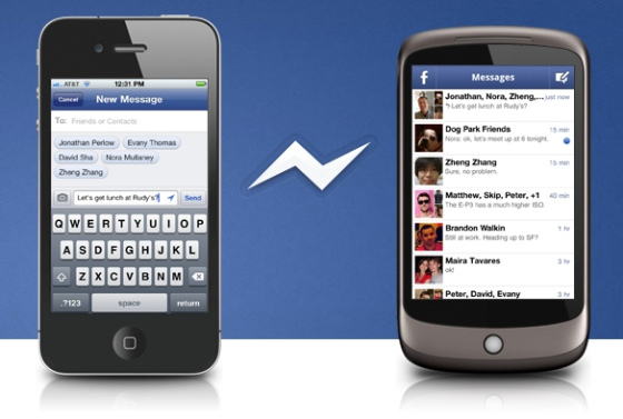 android facebook messenger apps
