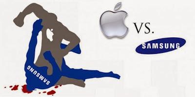 Di Jepang Samsung 'menyerah tanpa syarat' pada Apple