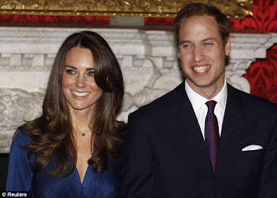 Guest List Wedding on Kate Middleton Have Chosen An Eclectic Guest List For Their Wedding
