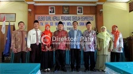 Ini Guru dan Kepala TK/RA Berprestasi di Kabupaten Pati