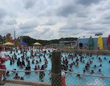 Splash World Clementon Park Rides