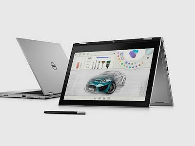 O notebook Inspiron 7000, da Dell, pode ser convertido em tablet com um simples giro do teclado
