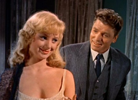 Shirley Jones Burt Lancaster Elmer Gantry 1960 movieloversreviews.blogspot.com
