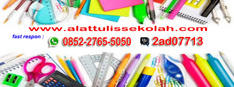 Grosir Alat Tulis Sekolah dan Alat Tulis Kantor dengan Harga Murah