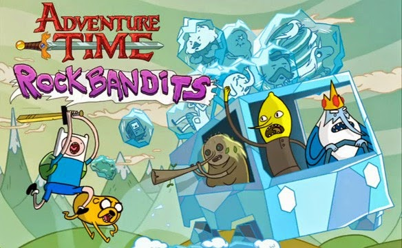 Rock Bandits Adventure Time APK+DATA