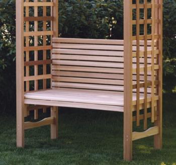 Arbor Benches