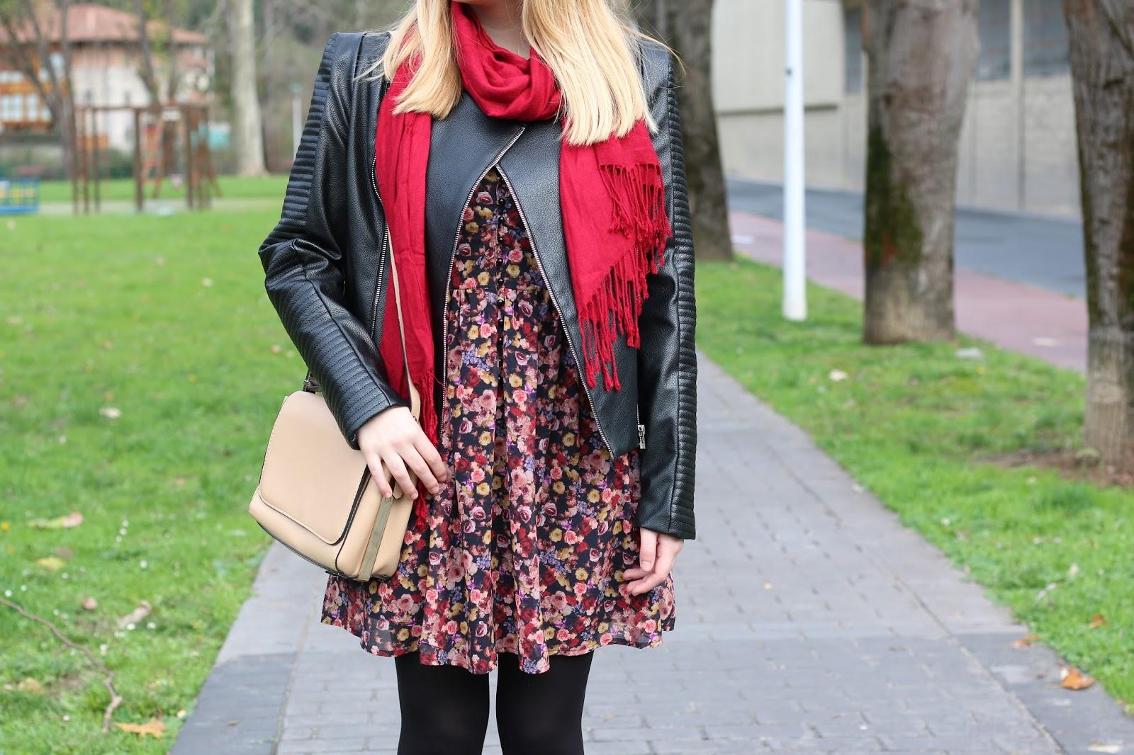 Outfit con vestido para invierno | Me Myself My Wardrobe | Bloguera y Youtuber de moda afincada ...