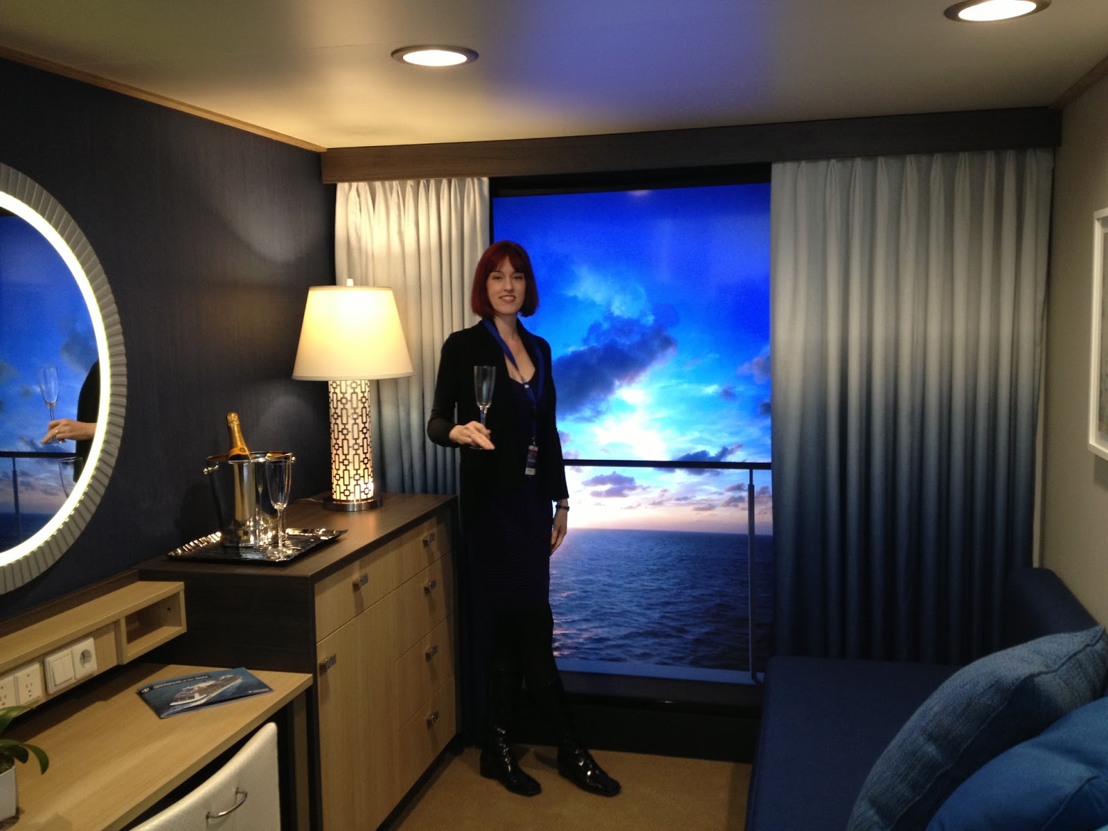 Stephanie Serino 39 S Travel Blog Royal Caribbean 39 S New Ship Quantum Of The Seas