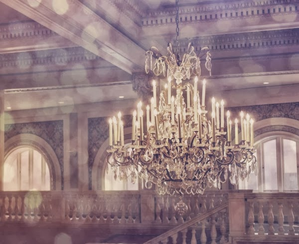 Chandelier Fine Art Photo by Jessa Mae Photo #chandelier #romantic #photography