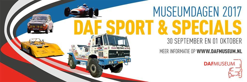 DAF Sport & Specials 2017