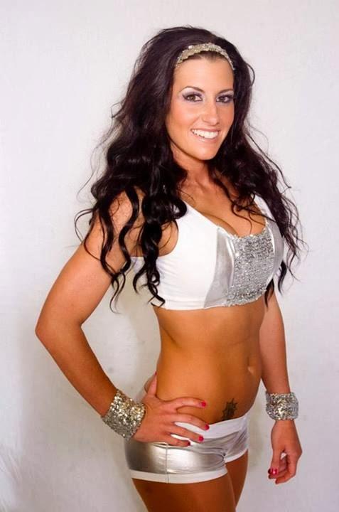 TNA Wrestling Santana Garrett