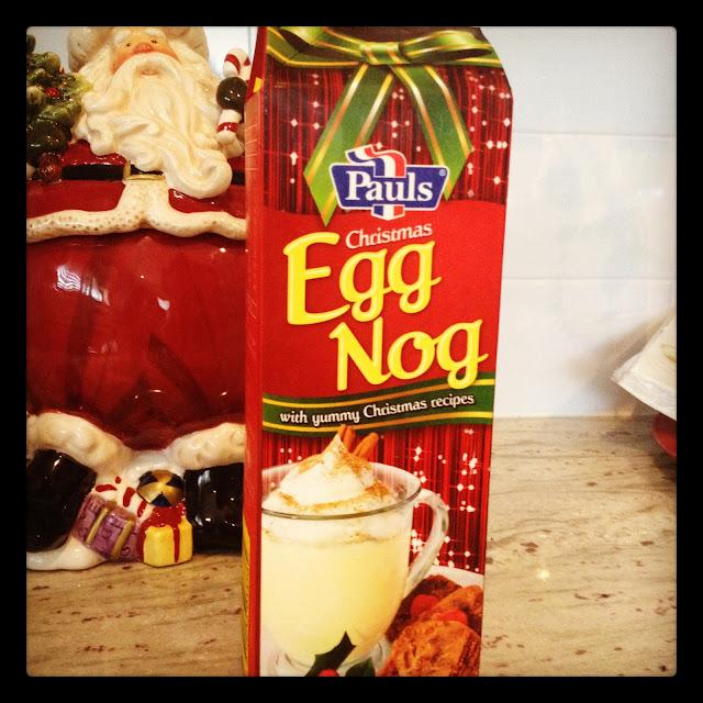 Muffins made with Eggnog  #Christmas #recipe #natashainoz