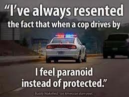 cop problem quote