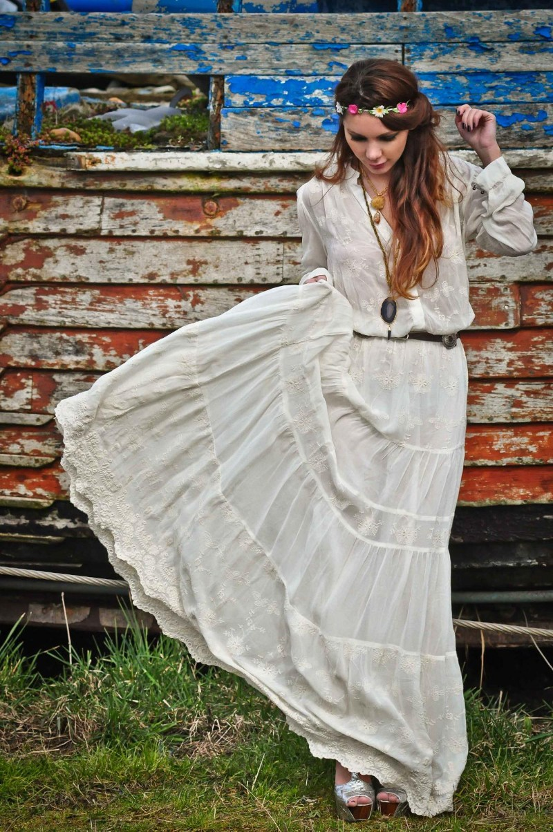 Maxi boho addiction