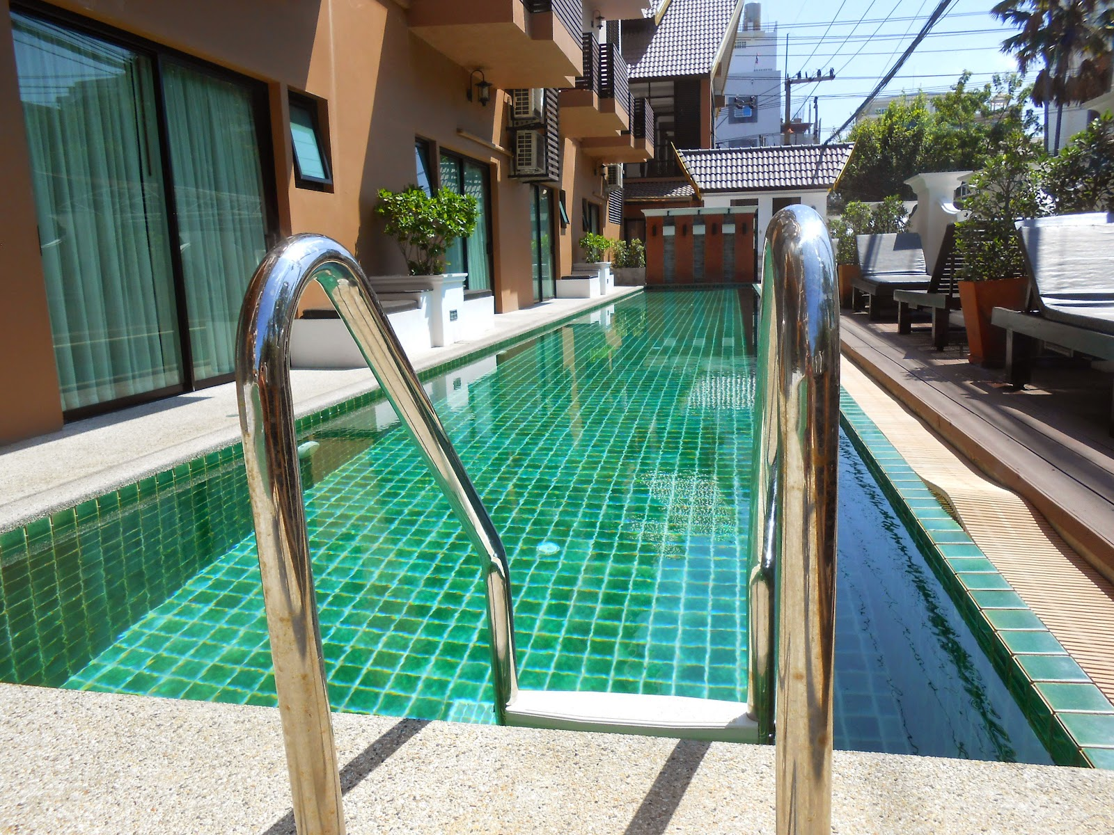 The Mayatara Hotel Pattaya Swimming Pool