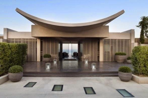 Rumah ala Korea modern & Ribuan Gambar Desain Rumah Minimalis Idaman Terbaru: Desain Rumah ...