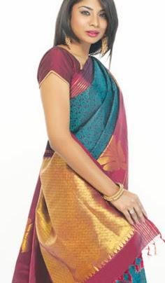 Palam Silk Saree Models