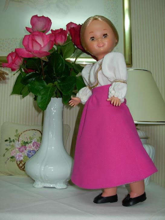 Rosas para una Nancy bella