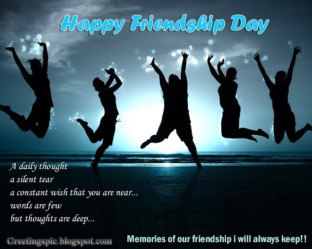 Happy friendship day images, photos, pictures, wallpapers